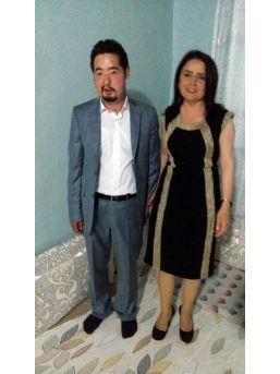 Türkiye'nin 4'ncü Yüz Nakillisi Turan Çolak Evlendi