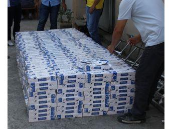 Bursa'da 11 Bin Paket Sigara Ele Geçirildi