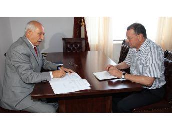 Hatay Büyükşehir Belediyesi İş-kur İle Protokol İmzaladı