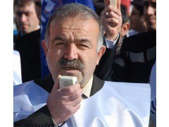 Kamu-sen İl Temsilcisi Bilal Türk: