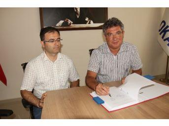 Omü İle Oka Arasında Termal Su Protokolü İmzalandı