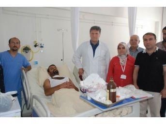 Gürün Devlet Hastane'sinde Artık Büyük Ameliyatlar Yapılıyor