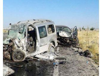 Erciş'te Trafik Kazası: 4 Ölü