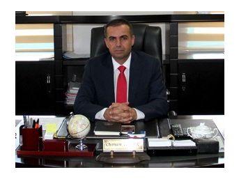 Van Afad Müdürlüğü'ne Atanan Osman Uçar Göreve Başladı