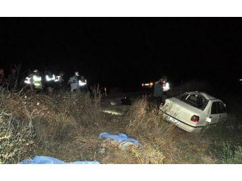 Yozgat'ta Kaza: 4 Ölü, 2 Yaralı
