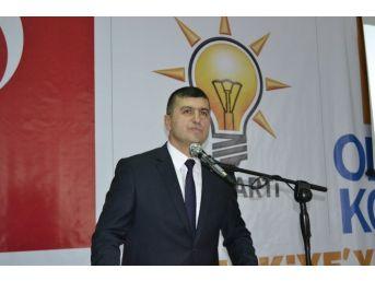 Ak Parti Alaplı İlçe Başkanı Mustafa Yavuz'dan Kuruluş Yıldönümü Mesajı