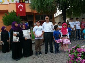 Kalafatlı Köyü'nde Yaz Kur'an Kursu Programı