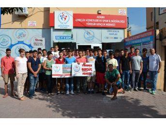 Gençlik Ve Spor Bakanlığı'nın Gençlik Kampları Projesi