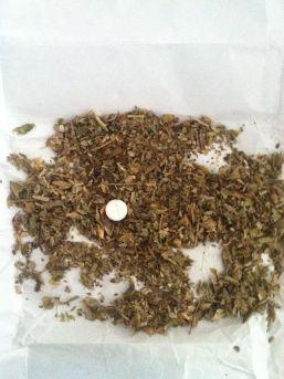 Uyuşturucu Maddelerle Polise Yakalandı