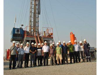 İncirliova Jeotermal Enerjiyle Tanışıyor