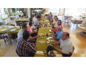 Tatso'dan Durum Değerlendirme Toplantısı