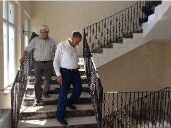 Ödemiş Belediyesi Yeni Binasına Taşınıyor