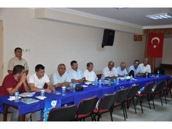 Ödemiş'te Hayat Boyu Öğrenme Toplantısı Yapıldı