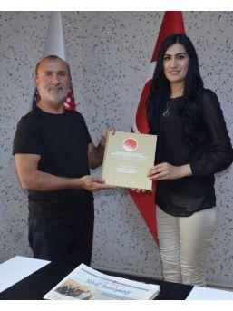 Başkent Platformu Uluslar Arası Sivil İnisiyatif Gazetesi Kırşehir Temsilciliğine Gamze Boynueğri Getirildi