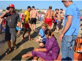 Karadeniz Sahillerinde Hafta Sonu Için 'dalga' Uyarısı