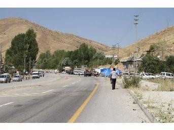 Van'da Jandarma Kontrol Noktasındaki Saldırı