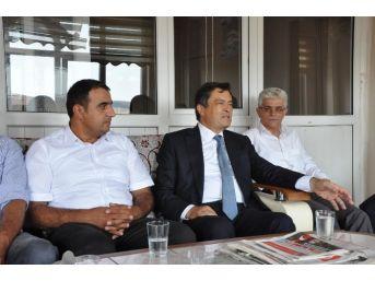 Eski Maliye Bakanı Lütfullah Kayalar'dan, Stk'lara Ziyaret