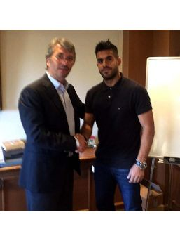 Adanaspor, Tevfik Altındağ Ile 3 Yıllık Sözleşme Imzaladı