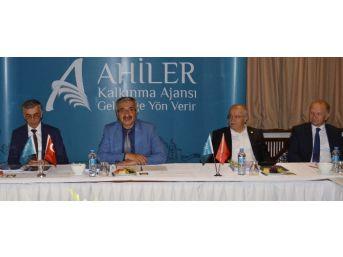 Ahiler Kalkınma Ajansı Aksaray'da Toplandı