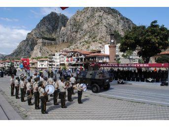30 Ağustos Amasya'da Kutlandı