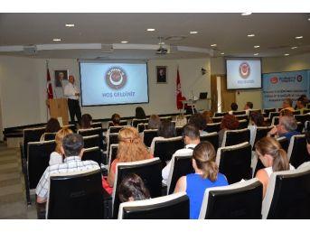 Öz Finans İş Ankara'da Eğitim Verdi