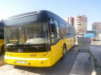 Belediye Otobüsünün Kundaklandığı İddia Edildi