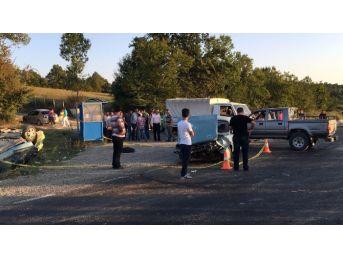 Bartın'da Feci Kaza: 1 Ölü, 6 Yaralı