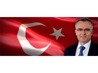Ağbal'dan 30 Ağustos Zafer Bayramı Kutlama Mesajı