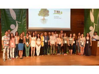 Tema Vakfı Bitlis Temsilciliği Saha Ve Koordinasyon Toplantısına Katıldı