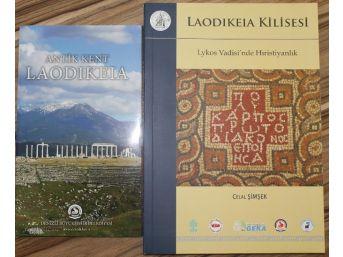 Laodikya Antik Kenti 7 Dilde Tanıtılıyor