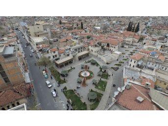 Gaziantep'e Sultan Ahmet Meydanı Yapılıyor