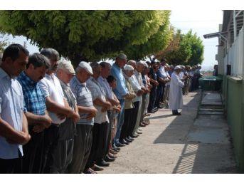 Nizip'te Öldürülen Bekçi Toprağa Verildi