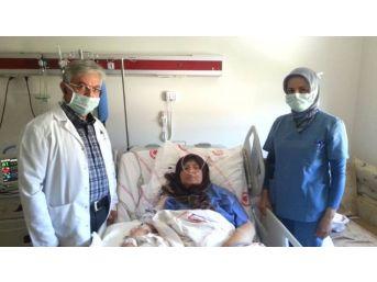 Sdü Hastanesi'nde İkinci Organ Nakli