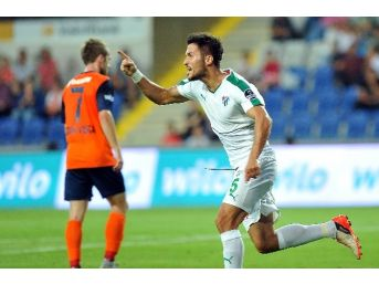 Bursaspor'dan 270 Dakikada Tek Gol