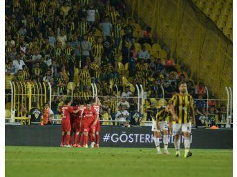 Fenerbahçe - Antalyaspor Maçının Ikinci Yarı Fotoğrafları