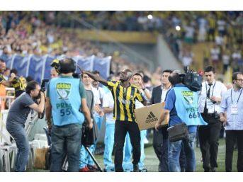 Fenerbahçe - Antalyaspor Maçının Ilk Yarı Fotoğrafları