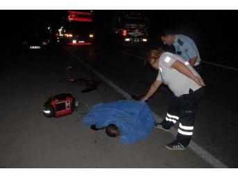 Kırıkkale'de Trafik Kazası: 2 Ölü