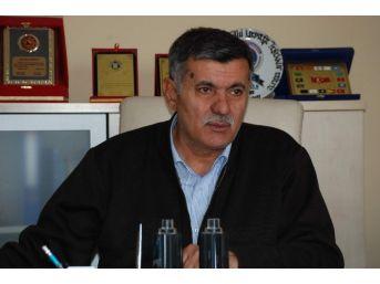 Kırşehir Müsiad Başkanı Hasan Eraslan: