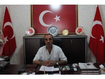 Şehit Aileleri Dernek Başkanın'dan Sukunet Çağrısı