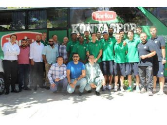 Torku Konyaspor Basketbol, Çanakkale'de Kamp Yapacak