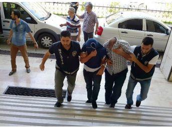 Malatya Polisi Kente Gelen Şebekeyi Suçüstü Yakaladı