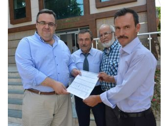 Yunusemre Belediyesi 300'üncü Ruhsatını Cami İnşaatı İçin Verdi