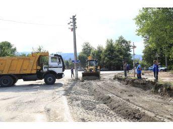 Sapanca Belediye Başkanı Aydın Yılmazer Her Gün Arazide İncelemelerde Bulunuyor