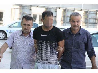 Madde Bağımlısı Genç, Tiner Gaspından Tutuklandı