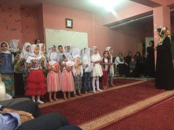 Cizre'de Yaz Kur'an Kursları Sona Erdi