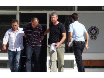 Küçük Kızı Tacizden Tutuklandı