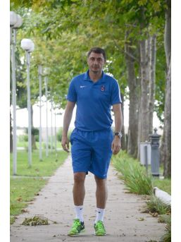 "Şota'dan Dha'ya: ""mutlu Trabzonspor'U Yaratmak Istiyorum""..."