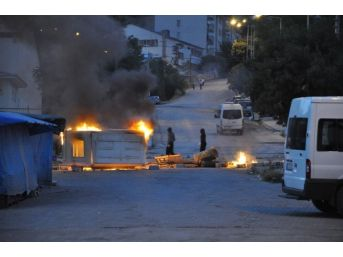 Tunceli'de İzinsiz Gösteri