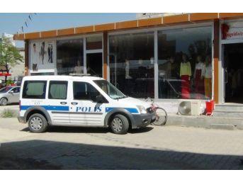 Erciş'te 5 İş Yerinde Hırsızlık