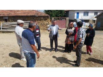 Yozgat Belediyesi Divanlı Mahallesini Köy Görünümünden Kurtaracak